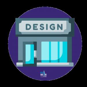 BluCactus - Small design studio in a circle