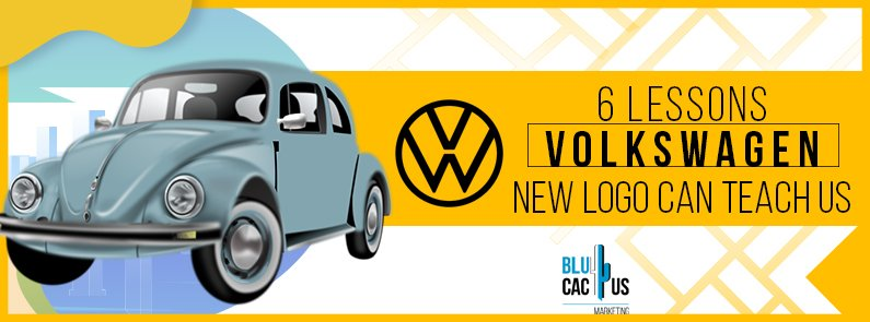 BluCactus -volkswagen new logo - title