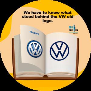 BluCactus -volkswagen new logo - book