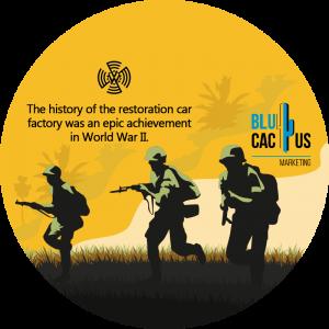 BluCactus - 6 Lessons Volkswagen New Logo Can Teach Us - war