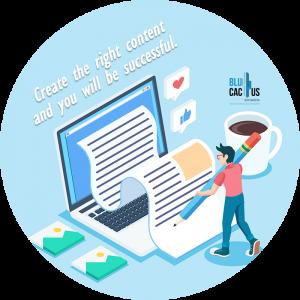 BluCactus - Blog Content Writer