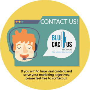 BluCactus - Contact us for a quote