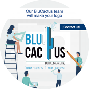 BluCactus / how much does a logo cost? / person
