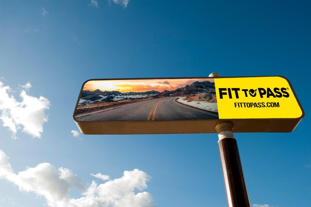 BluCactus - billboard advertising - example of a blillboard
