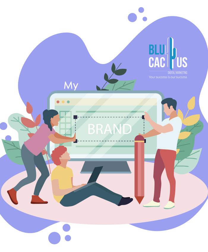 BluCactus - 3 Graphic Designers creating a brand