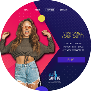 BluCactus - What is Fashion Marketing? - customize your fit