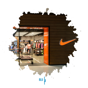 BluCactus - Marketing strategies for fashion brands - nike store