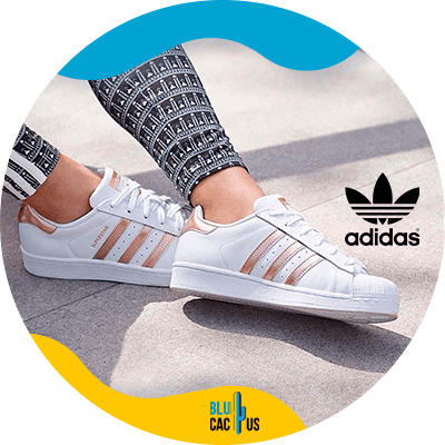 BluCactus - How to Position your Shoe Brand? - adidas