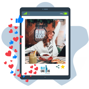BluCactus - Marketing Strategies for Restaurants - brand embassador