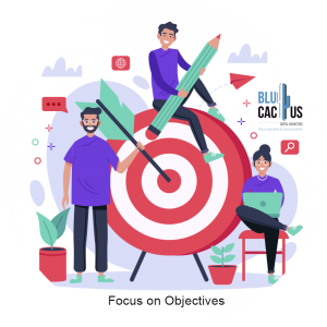 Blucactus-Focus-on-Objectives