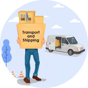 Blucactus-How-to-Position-your-Shoe-Brand-Transport-and-Shipping