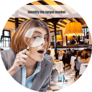 BluCactus - Marketing Strategies for Restaurants - identify the target market