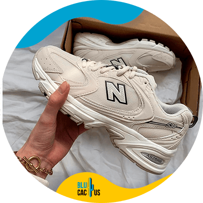 BluCactus - How to Position your Shoe Brand? - new balance