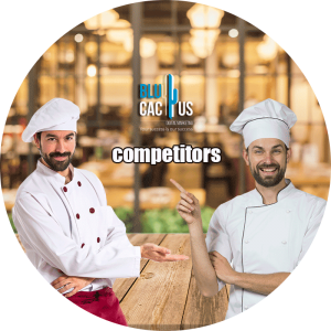 BluCactus - Marketing Strategies for Restaurants - competitors