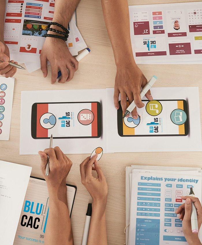 BluCactus - Logo Design Company - Explains your Identity