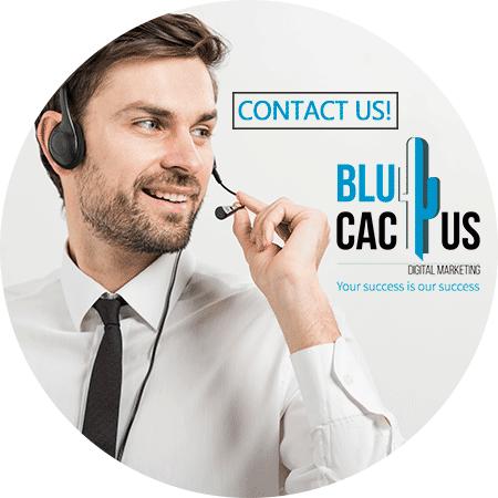 BluCactus - Contact us for Logo Design +1 469 206 5510