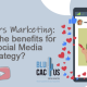 BluCactus - Benefits of Influencers Marketing - title