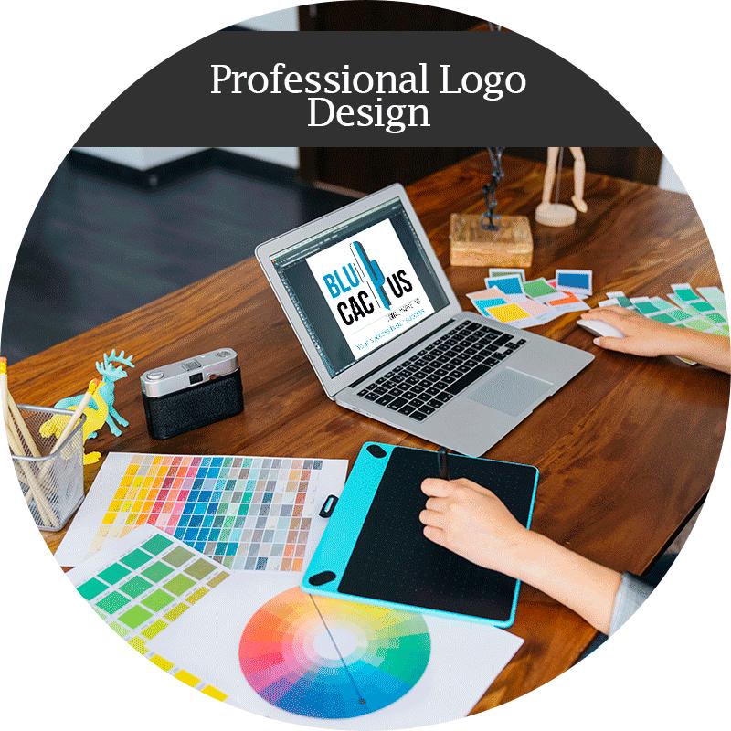 BluCactus - Logo Design Company - Professional Logo Design