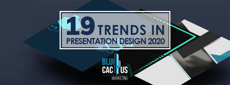 BluCactus - 19 Presentation Design Trends of 2020 - title