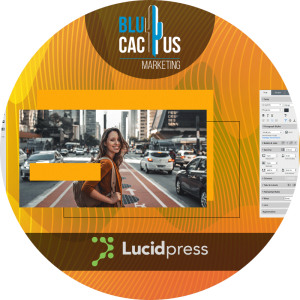 BluCactus-The-Modernist-style-of-the-LucidPress-corporate-model-for-presentations-in-business-environments.