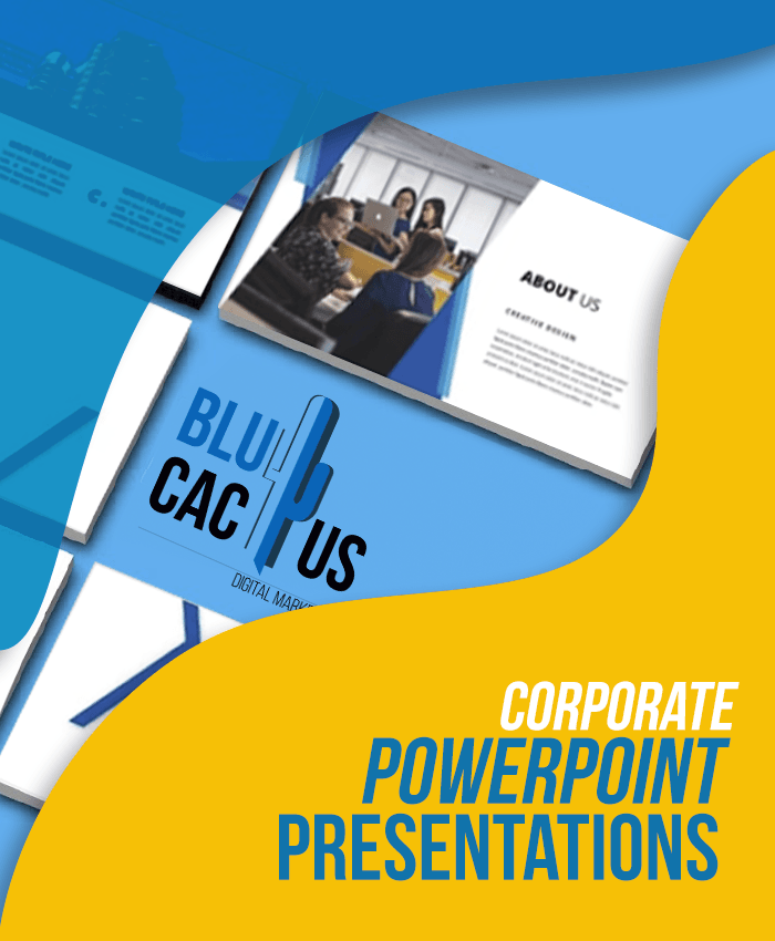 BluCactus - Corporate PowerPoint Presentations