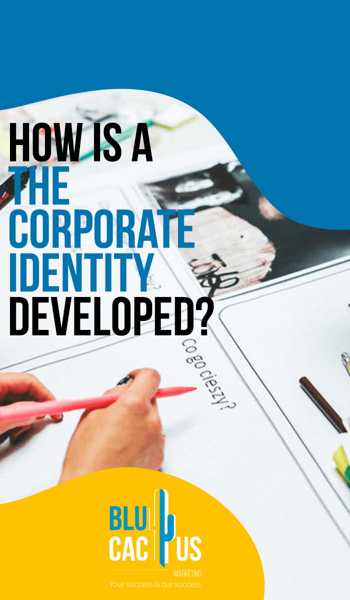 BluCactus - How is a corporate identity developed?