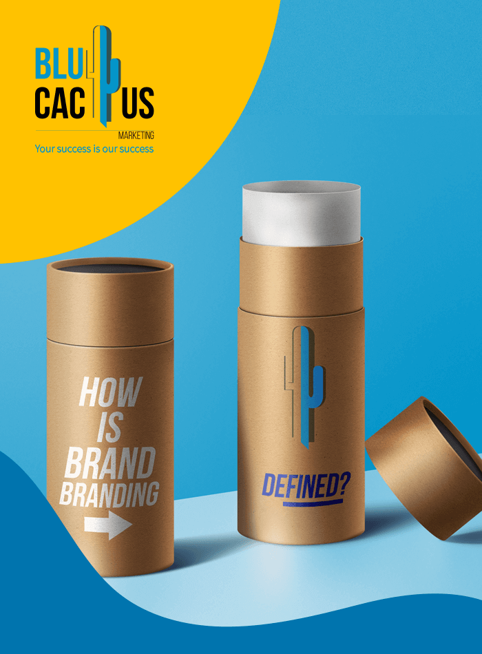 BluCactus - How is a branding defined