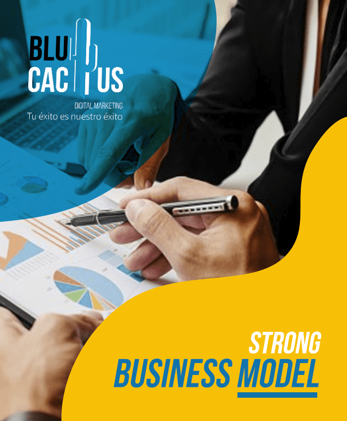 BluCactus - Strong business model