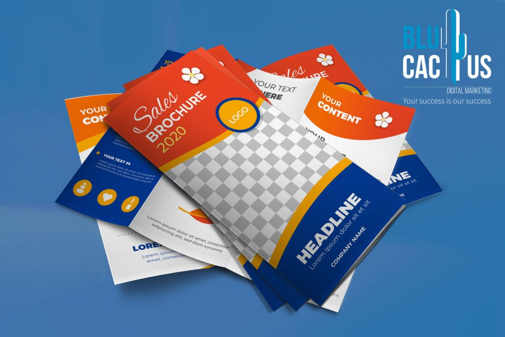 Sales Brochure Trifold