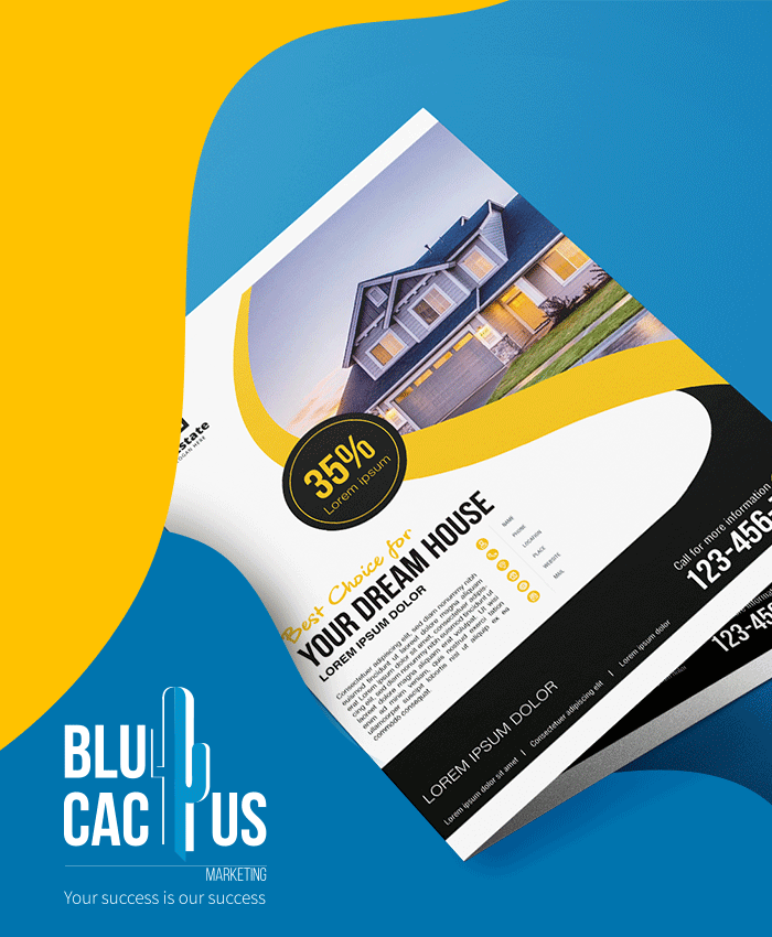BluCactus Brochure Design Company - Personalization of Brochure Design