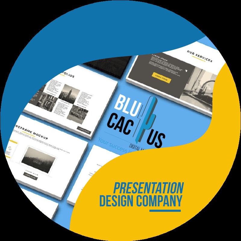 BluCactus - Presentation Design Company
