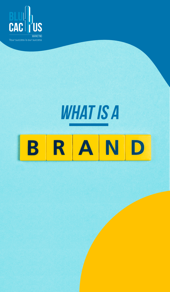 BluCactus - What is a Brand?