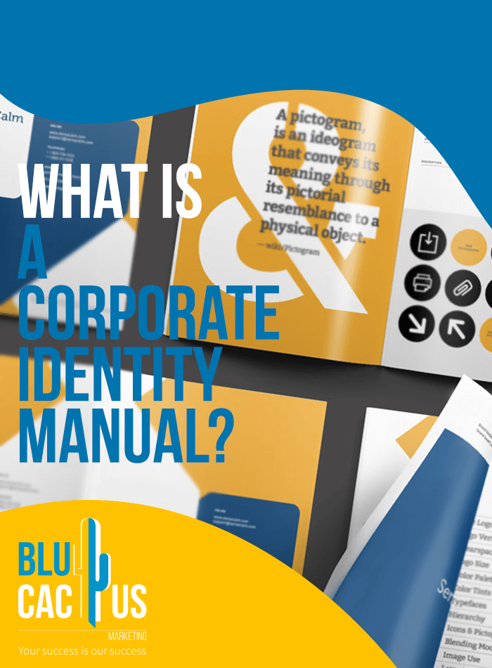 BluCactus - What is a corporate identity Manual?