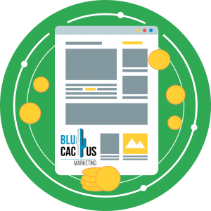 BluCactus - Why is SEO so important to my website? - paper with the logo of blucactus