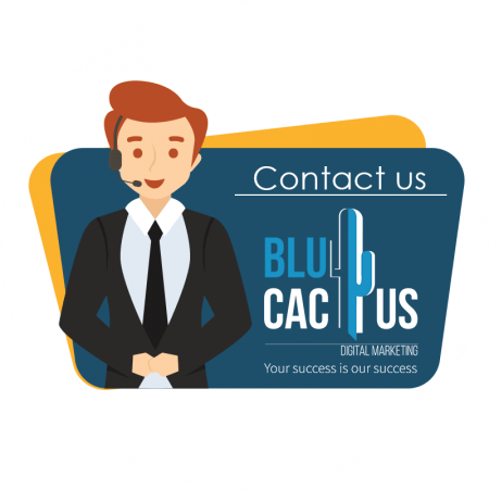 BluCactus - Presentation Design Company - Contact us for Corporate Presentation Design +1 469 206 5510