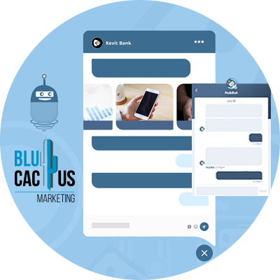 BluCactus - an example of a chatbot