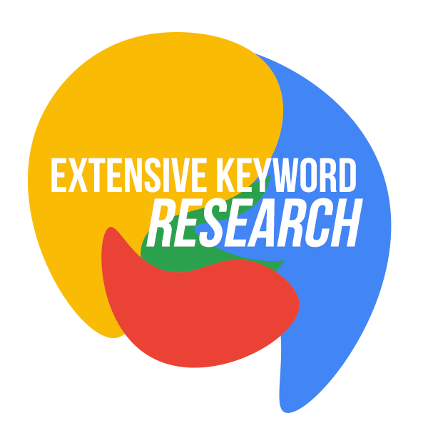 BluCactus - Extensive Keyword Research
