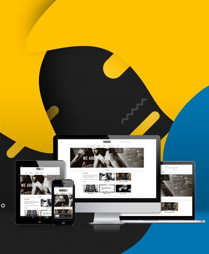 BluCactus Web Design Company - Responsive Design
