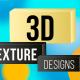 BluCactus - 3D Textures - titles