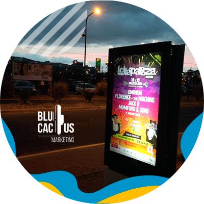 BluCactus - OOH advertising - billboards