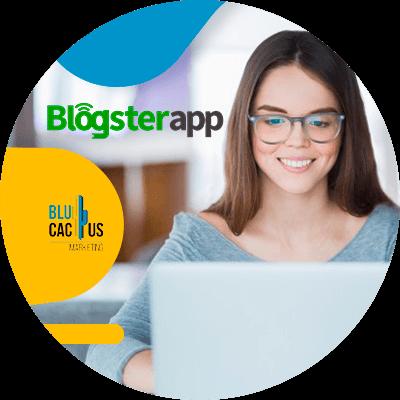 BluCactus - blogsterapp