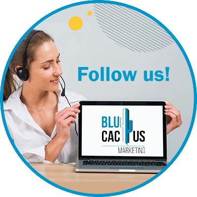 BluCactus - OOH advertising - contact