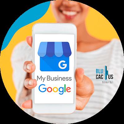 BluCactus - voice search - google my business