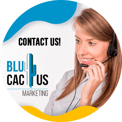 BluCactus - Display Advertising - professional people working in her job