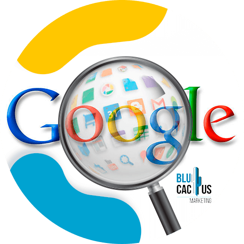 BluCactus - google logo