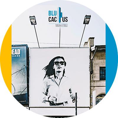 BluCactus - OOH advertising - billboard information
