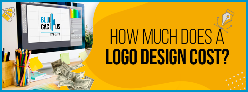 BluCactus - How much does a logo design cost? - title