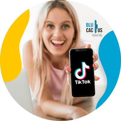 BluCactus - TikTok - person working with hr cellphone