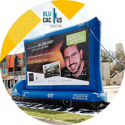BluCactus -inflatable
