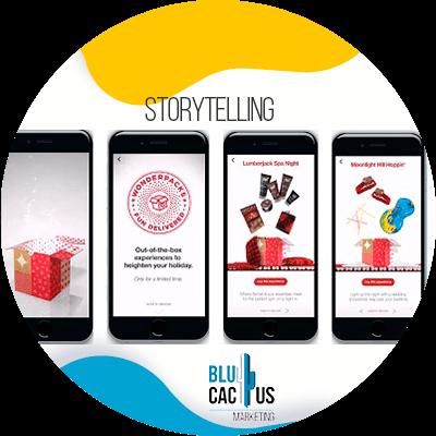BluCactus - drive your sales through Social Media - instagram